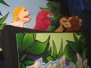 Animal puppets