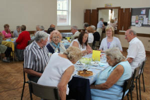 Over 60s Lunch