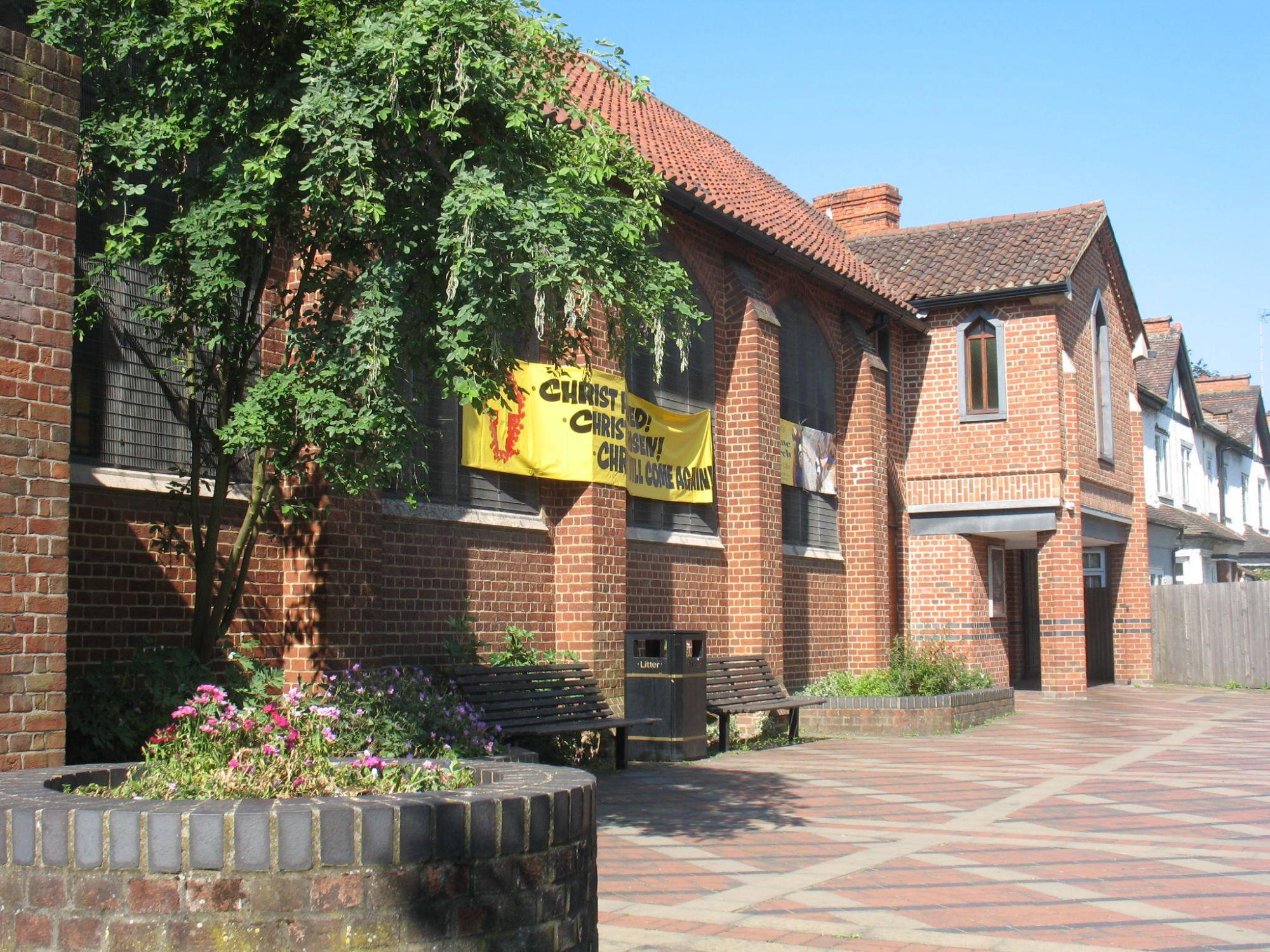 St John's New Malden