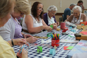Over 60s Crafts