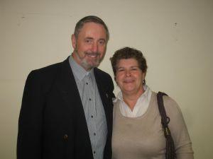 Richard & Sylvia Zair