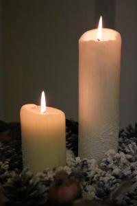 christingle more candles