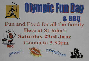 Olympic Fun Day 2012