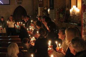 Christingle at St Johns 2016