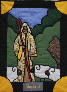 23rd Psalm -Shepherd