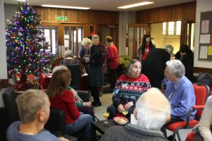St John's Young at Heart Christmas Party