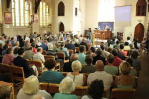NM Baptist at St. John's