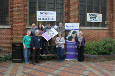 The St Johns Surrey Save Team