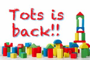 Tots at St John's is back