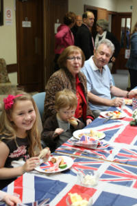 Queen's Jubilee Big Lunch