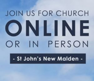 St John's online or in person