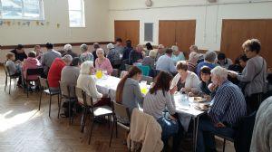 Harvest Lunch St John's 2018