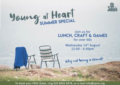 Young at Heart Summer Special
