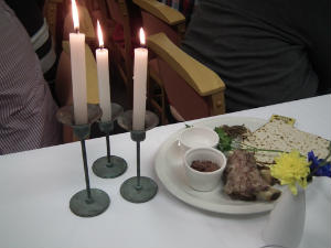 St Johns Passover Meal