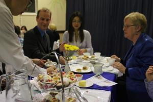 Tea à la Ritz at SJ