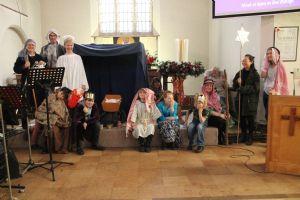 Scratch Nativity