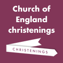 Link to Church of England christenings.