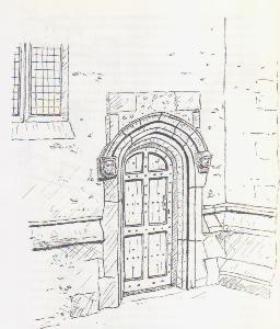 Priests Door
