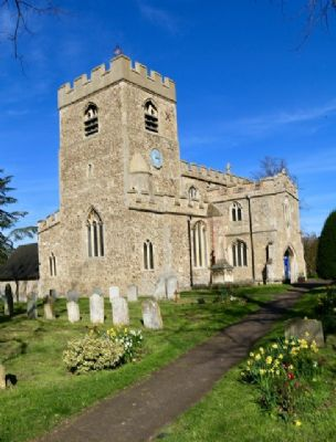 Church from the South West 2