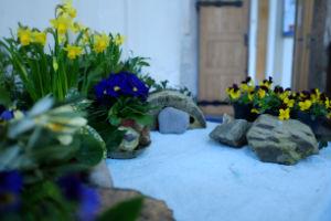 Easter Garden 2016