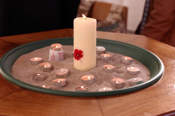 Remembrance Candles 2018