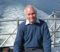 Mark Stockdale church warden
