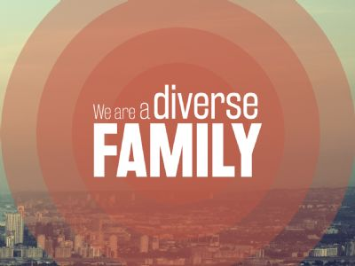 Diverse Family 2019