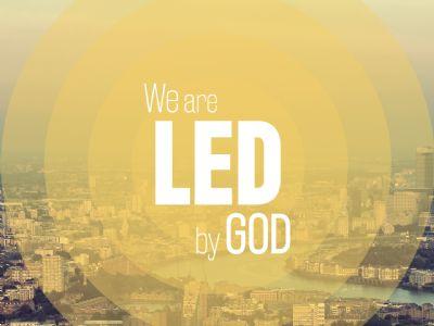 Led by God 2019