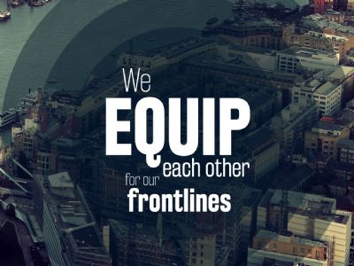 Equip for Frontlines 2019