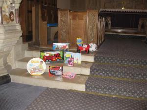 Toy  Service 2012