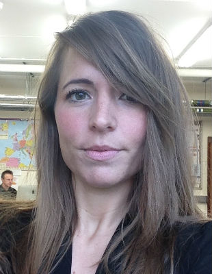 Emma Clayton, International Development Officer