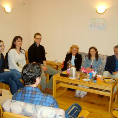Small group programme in Bulgaria
