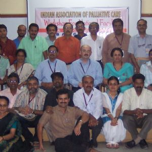 A meeting of the Indian Association of Palliative Care