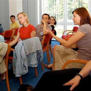 An interactive teaching programme in the Czech Republic