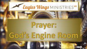 Prayer Graphic Title
