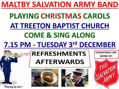 Salvation Army 2019