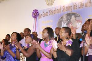 8th pastor anniversary