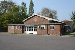 Church Hall - front