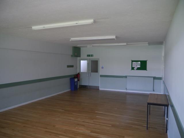 Church Hall - room 3