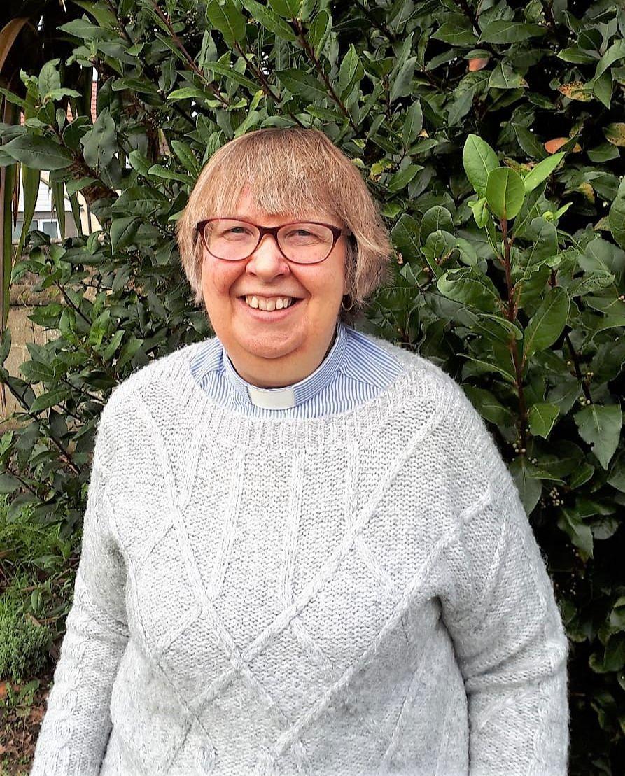 Rev. Angie Hoare