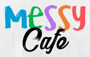 messy cafe