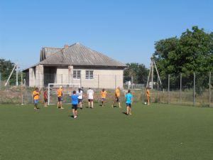 Moldova football pitch
