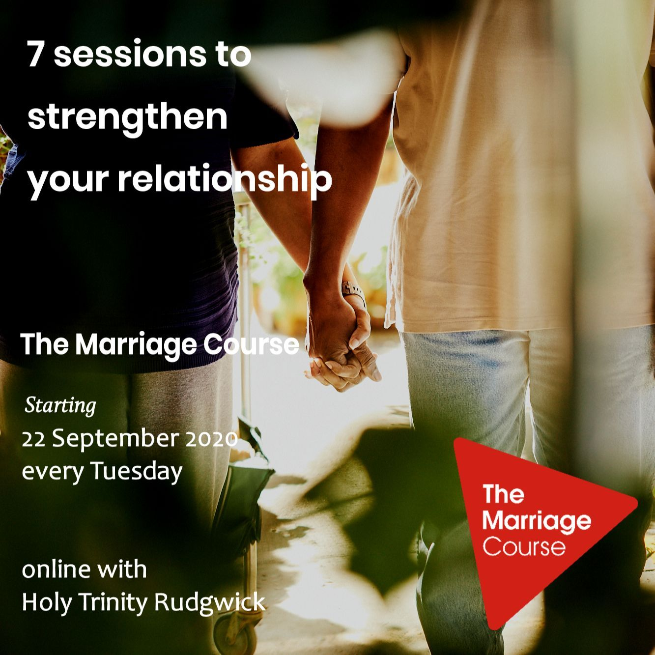 Marriage Course Online Sept 2020