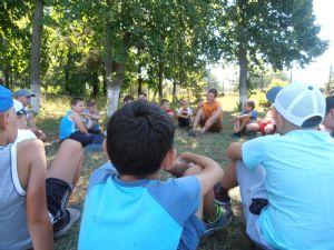 Circle time in Moldova