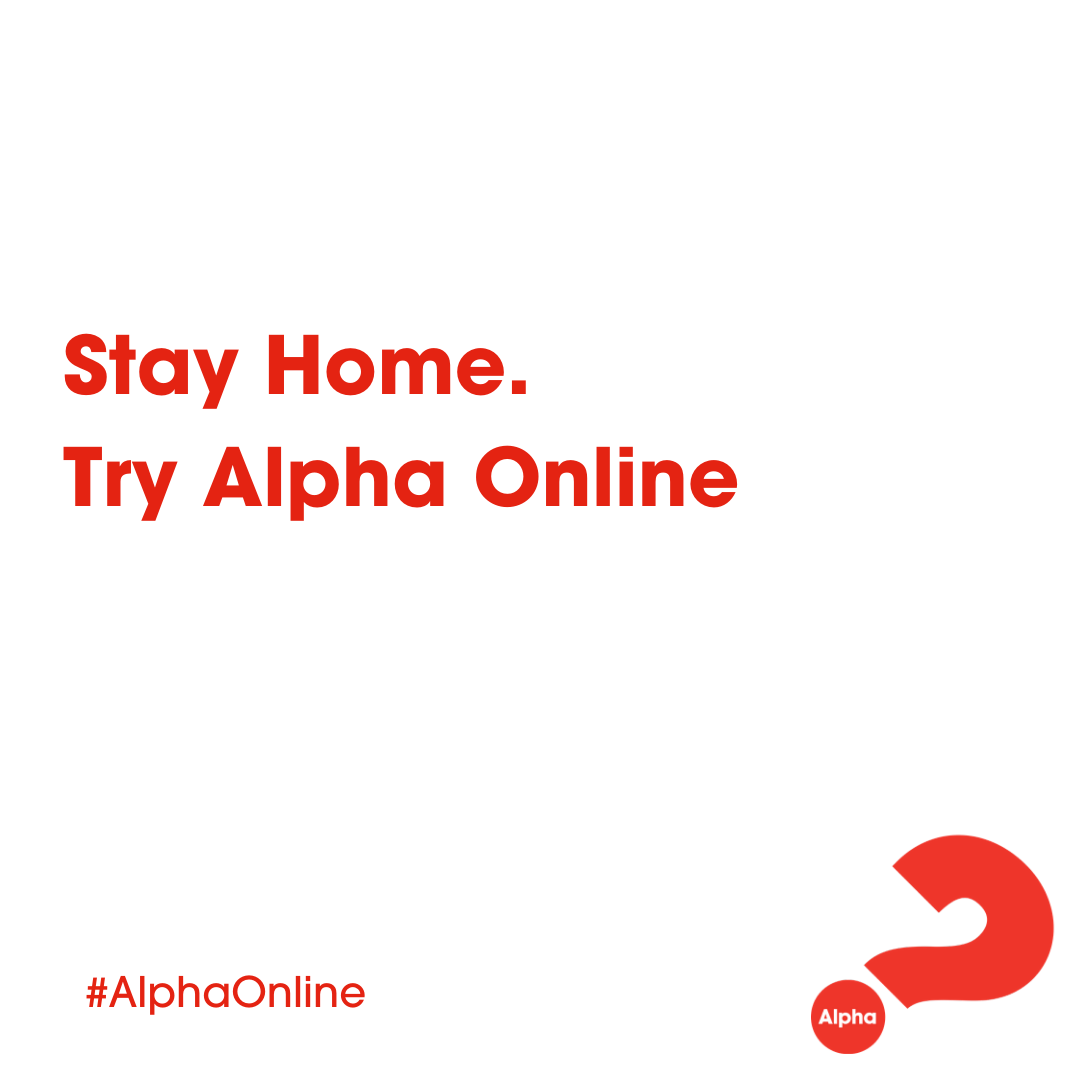 Alpha - Stay Home online