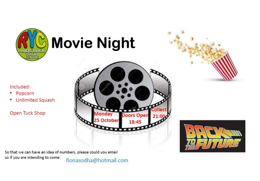 Movie Night 25 Oct 2021