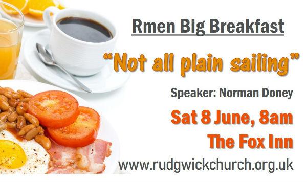 Rmen Norman Doney Breakfast