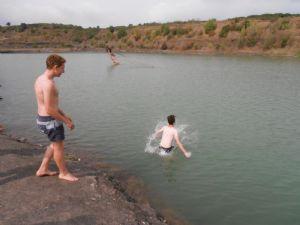 Moldova lake