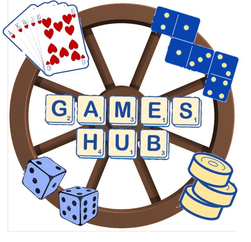 Games Hub logo