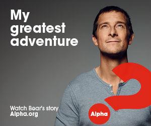 Alpha Bear banner